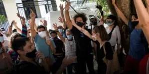 El MINCULT rompe el diálogo: se niega a recibir a los manifestantes del 27N