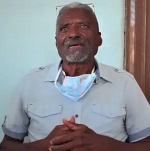 Trasladan a prisión de máxima severidad al preso político Pablo Moya Delá