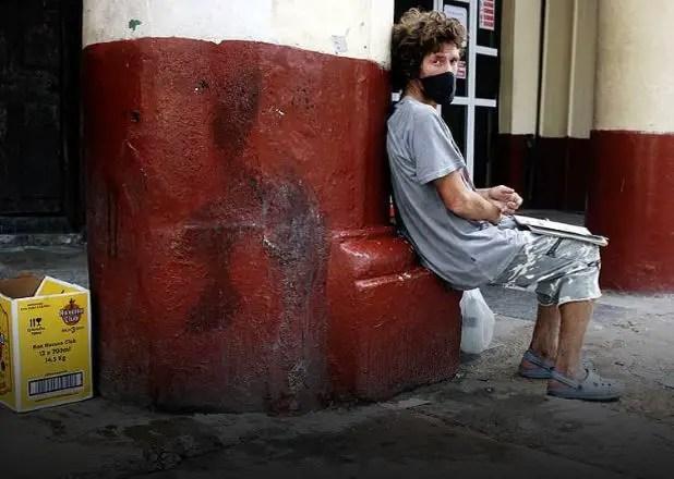 Cuba y los juegos del hambre