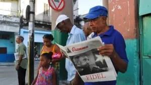 libertad de expresión, prensa, Cuba