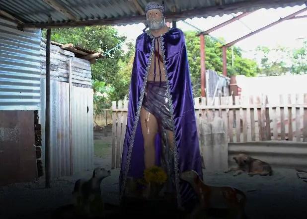 Por el bienestar animal en Cuba: un refugio protegido por San Lázaro