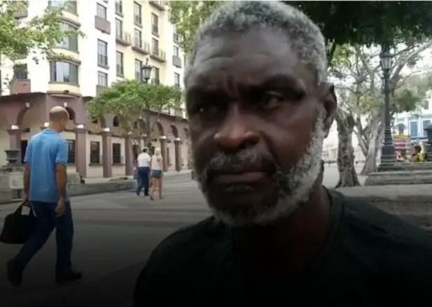 """""""Ya Silverio Portal está en libertad"""", anuncia la esposa del preso político"""
