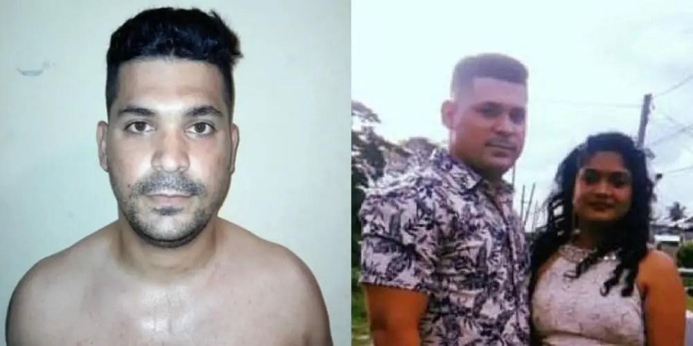 Cubano, Guyana, Asesinato