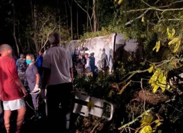 Varias muertes por accidente masivo en Camagüey