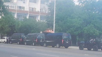 """Tropas Especiales """"toman"""" avenida 23 del Vedado, en La Habana"""