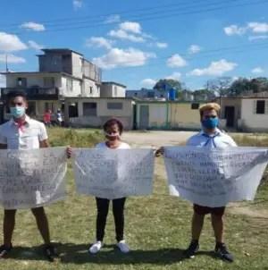 Detienen a Acuartelados de San Isidro por manifestarse pacíficamente