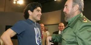 """Un regalo que """"no se puede vender"""": la historia de la casa de Maradona en Cuba"""