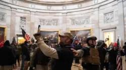 Los disturbios en el Capitolio de Washington