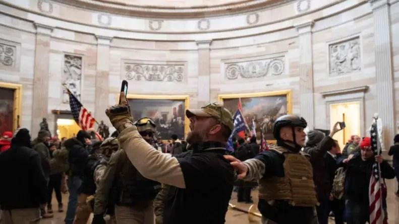La inusual cobertura castrista a los sucesos de Washington