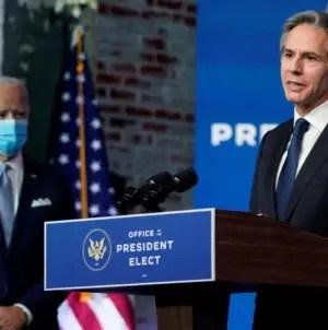 """Antony Blinken: EEUU regresará a la """"primera línea"""" mundial"""