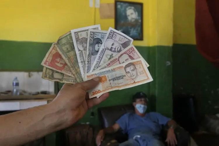 Pesos cubanos, CUP, Cuba, Ordenamiento