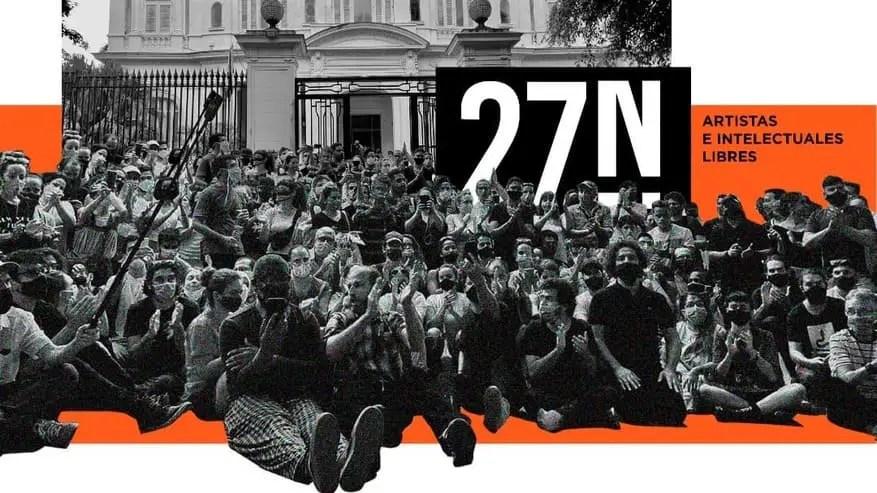 27N, MSI, MINCULT, Movimiento San Isidro