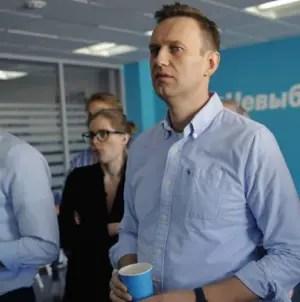 Alexéi Navalny, de vuelta a la boca del lobo