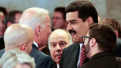 """Se fue Trump, hemos triunfado"": Maduro reacciona a toma de posesión de Biden"