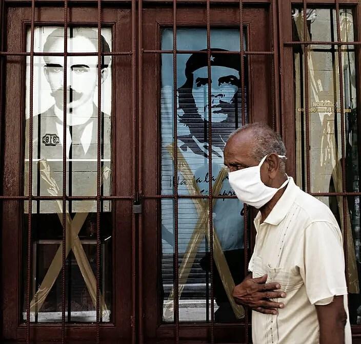 Cuba, año 2021, izquierda, socialismo