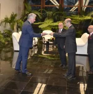 Muere Kamal Bougaba, embajador de Argelia en Cuba