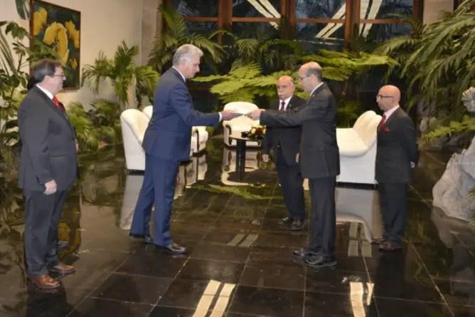 Muere en La Habana Kamal Bougaba, embajador de Argelia en Cuba
