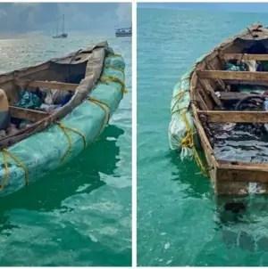 Patrulla Fronteriza detiene a siete balseros cubanos en Cayos de Florida