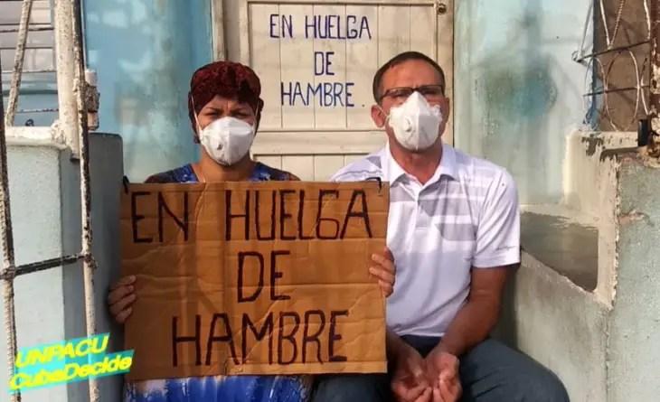 """José Daniel Ferrer sobre huelga de hambre: """"La solidaridad es vital"""""""
