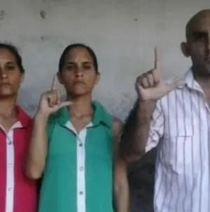 Hermanos Miranda Leyva se suman a huelga de hambre de UNPACU