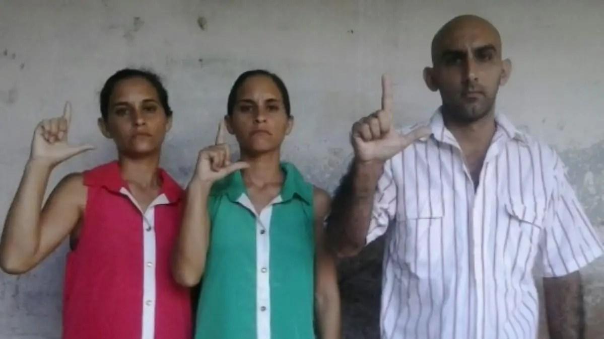 Familia Miranda Leyva, opositores, represión en Cuba
