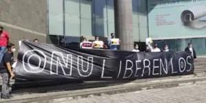 Exigen la liberación de los presos políticos de América Latina y el Caribe