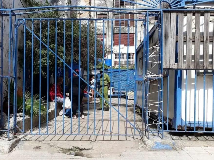 Ancianos, Cuba, Tarea Ordenamiento