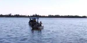Pescadores estatales protestan en Isla de Pino ante nuevos salarios