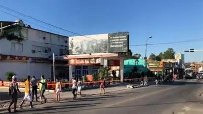 En cuarentena barrio santiaguero con 40 focos de COVID-19