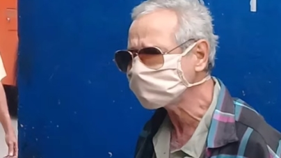 """Anciano en plena calle habanera: """"¡Hay hambre y miseria, no hay libertad!"""""""