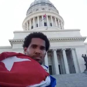 Luis Manuel Otero convoca plantón pacífico frente al Capitolio