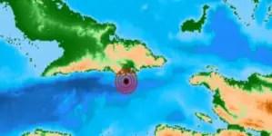 Registran primer sismo del año en Cuba, perceptible en Santiago y Guantánamo