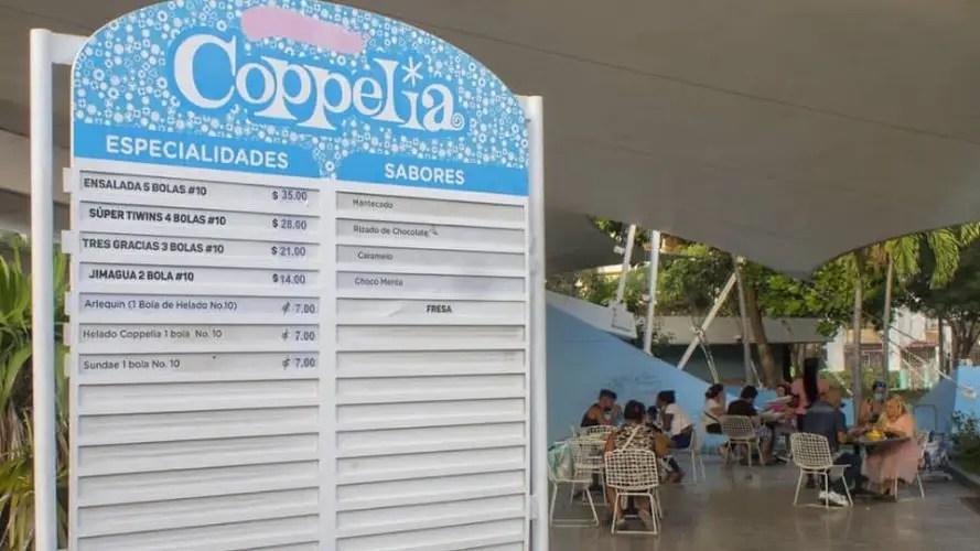 Precios, Precio, Cuba