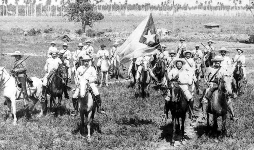 Cuba, Invasión, Patria