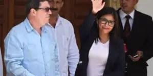 Regímenes de Cuba y Venezuela crearán observatorio contra sanciones
