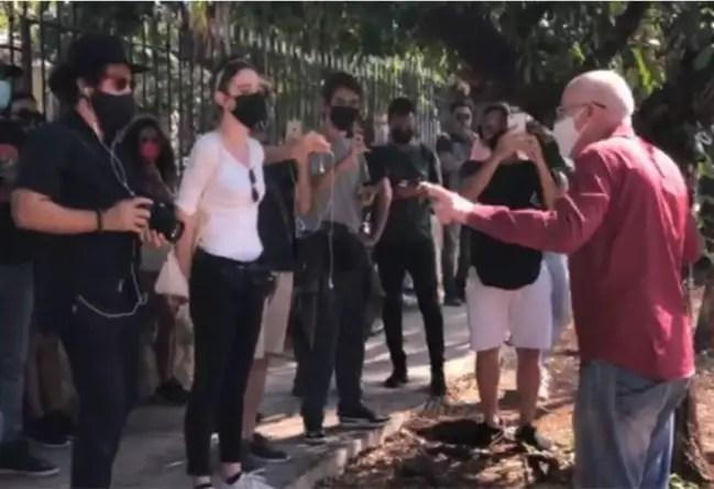 El exilio cubano pide solidaridad con artistas independientes agredidos