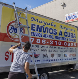 "Envío de paquetería hacia Cuba ""está prácticamente paralizado"""