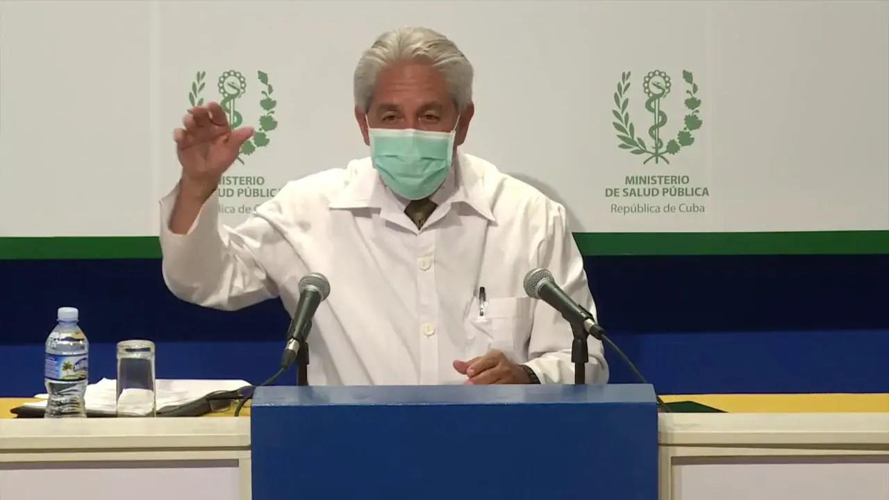 Francisco Durán García, Cuba, pandemia de coronavirus