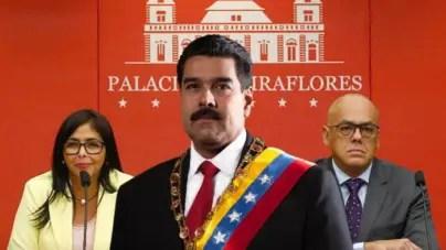 Delcy y Jorge Rodríguez encabezan lista de sucesión en Venezuela
