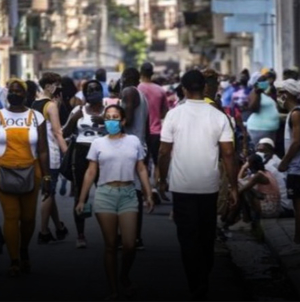 COVID-19 deja nuevos récords en Cuba: 344 contagios y 2 118 casos activos