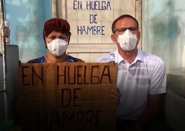 "José Daniel Ferrer: ""Estamos en huelga porque nos están robando"""