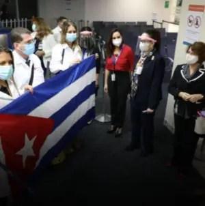 Médicos cubanos en Panamá: el problema de no tener derechos