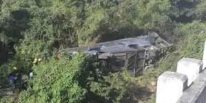 Diez muertos y 25 heridos en accidente de tránsito en Cuba