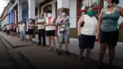 Cuba marca 786 casos de COVID-19, nuevo récord diario de contagios