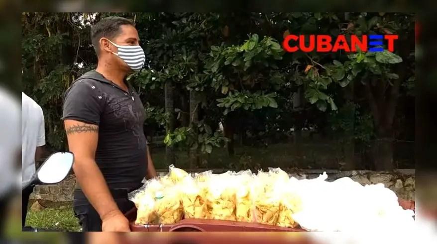 Personas con discapacidad, trabajadores por cuenta propia, represión en Cuba