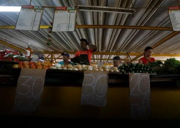 Cuba: Topar precios duplica la inflación