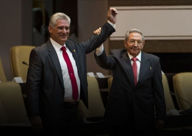 """""""El régimen de Castro debe poner fin a su apoyo al terrorismo internacional"""""""