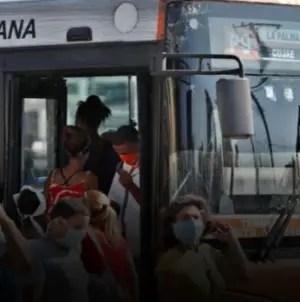 Transporte público en Cuba: prueba irrefutable de la ineficiencia del sistema