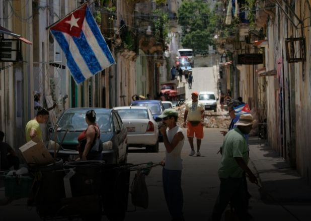 ¿Y la pobreza y la carestía de la vida en Cuba qué?