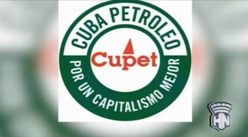 ¿Error?, eslogan de Cupet a favor del capitalismo sale en la TV cubana